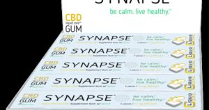Synapse's CBD-Infused 'Practical Gum' Joins Burgeoning Market