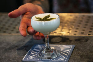 Consume Your Weed: How Marijuana Beverages Lastly Removed