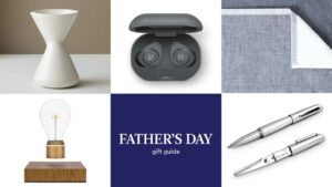 Style Milk's 2020 Father's Day Present Guide