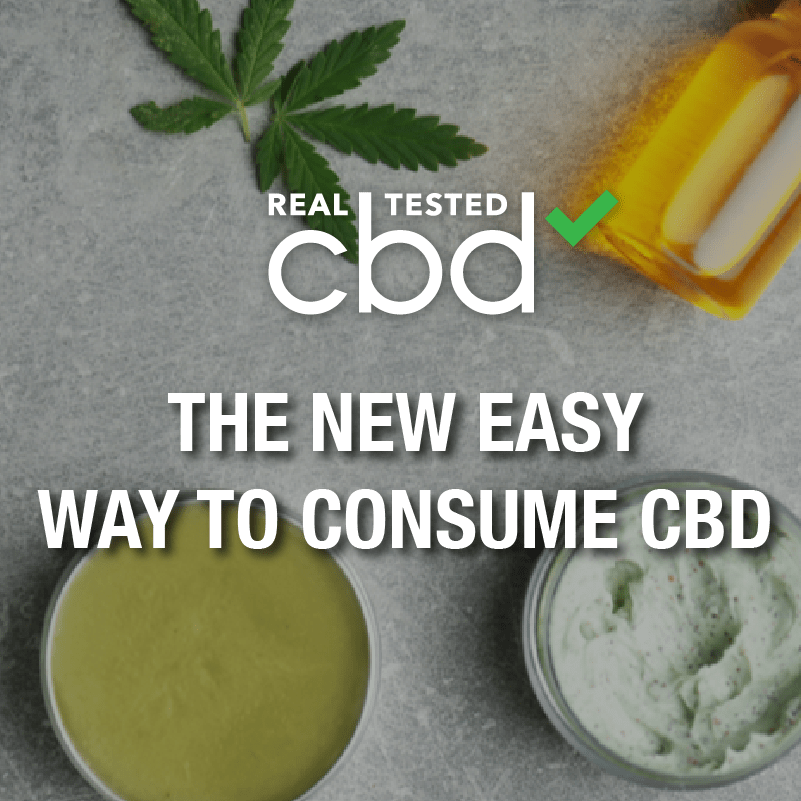 A New Method to Consume CBD– Presenting Oral Strips