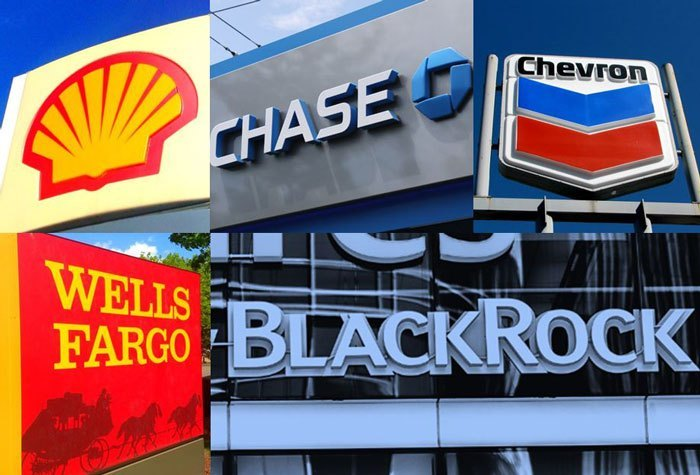 Chevron, Shell, Wells Fargo fund powerful cops groups